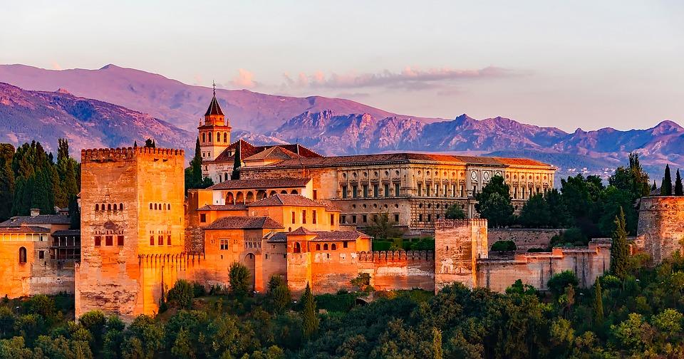 Španělsko Granada