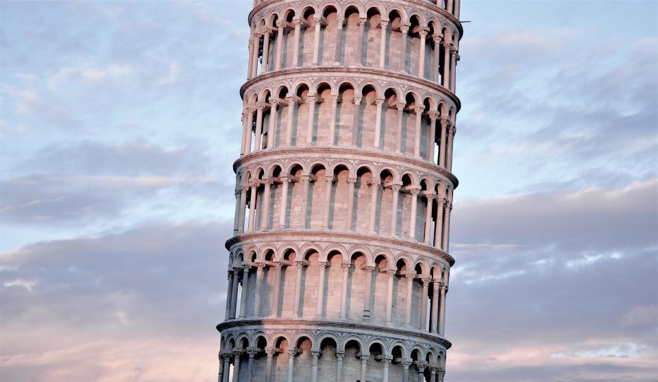 Itálie Pisa