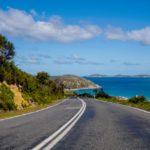 Cesta autem k moři