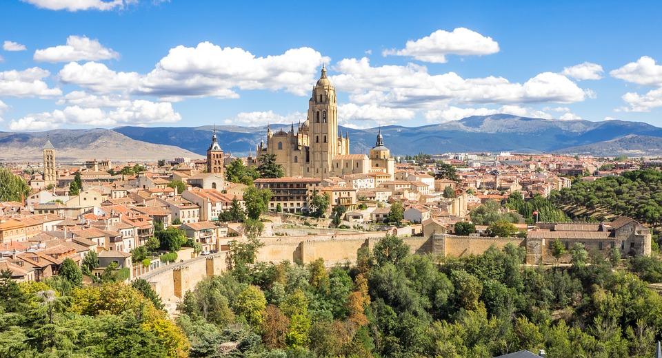 Španělsko - Segovia